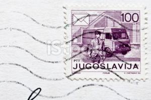 stock-photo-19081167-jugoslavija-postage-stamp