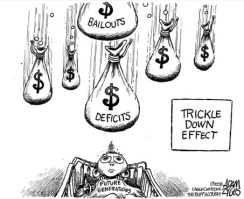 Trickle Down Effect